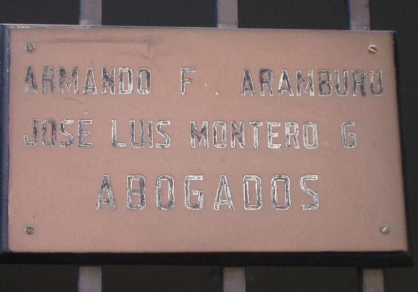 Fundación Montero Aramburu